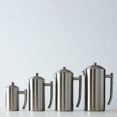 Double-Walled French Press: Drink better coffee. #food52