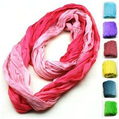 BLACK FRIDAY SPECIAL!!!.......$3.99 Ombre Scarf!  #pinkEpresents