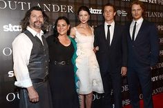 gems about jewels: Diana Gabaldon's Outlander Starz in New York City