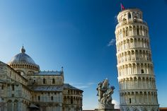 """PISA & LUCCA (departure from Florence): Full day tour to #Pisa and #Lucca, 2 """"pearls"""" of northern Tuscany. View details: http://www.sunnytuscanytours.com/gestione/view.php3?DB1_lingua=ENG&DB1_codice=1497&pagout=scheda_ENG.html&DB2_tag=Daily%20Tours"""