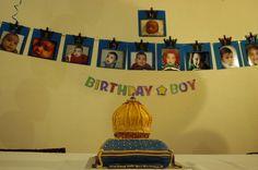 royal birthday idea