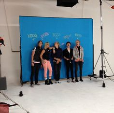 R5 Photo Shoot With Bop And Tiger Beat June 6, 2013