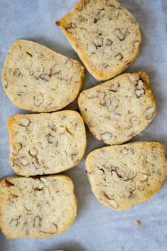 These Keto Shortbread Cookies are filled with pecans and buttery in each bite! Keto Cookies, Shortbread Cookies, Cookies Et Biscuits, Cream Cookies, Lactation Cookies, Pecan Sandies Cookies, Biscuits Keto, Sandies Recipe, Almond Cookies