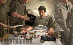 'Doctor Strange': 6 EW Exclusive Photos of Marvel's Most Mystical, Magical Movie Ever | Dr. Stephen Strange | EW.com