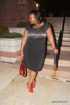 Affordable Holiday Fashion for My Plus Size Girls #shop #ThisisStyle #cbias