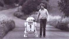Tony Dyson; Builder of R2-D2, visual effects on Superman II, Dragon Slayer, Moonraker