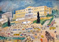 Κεφάλα Σόφη-Πλατεία Συντάγματος, 1983