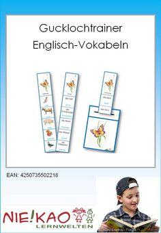 Mit dem Gucklochtrainer spielerisch Englisch Vokabeln erlernen