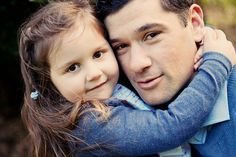 Father/daughter pose idea