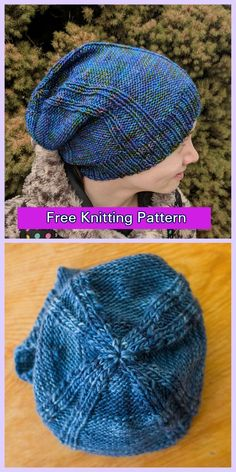 a1f1197681b Knit The Making Headway Hat Free Knitting Pattern