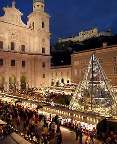 Best Christmas Markets in Europe: Salzburg's Christkindlmarkt (T&L)