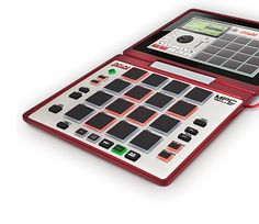 MPC FLY  MUSIC PRODUCTION CONTROLLER    MPC Fly merges unmatched Akai Professional technology with the power of your iPad 2, embodying legendary capabilities that have made the MPC an industry standard like real MPC pads, MPC Note Repeat and MPC Swing. Its multifunctional, double-hinged design gives you the flexibility to produce tracks anywhere, while also acting as a protective case between sessions and giving you total access to your iPad 2 for normal uses.