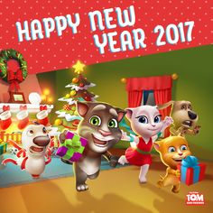 Happy New Year! Hope you've kicked off 2017 with loads of fun. Here's to a healthy, happy, and hugely super fun 2017! xo, Talking Angela #TalkingAngela #MyTalkingAngela #TalkingFriends #TalkingFriends #NewYear #2017 #NewYearsDay #fun #friends #celebration