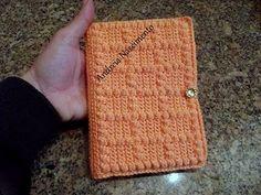Passo a passo porta agulha de crochê. Minha loja http://www.elo7.com.br/linhascrochearte Meus Blogs http://crocheart.blogspot.com.br/ http://roupabarbiecroch...