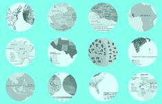 14 Maps That Explain 2014 | A cartographic tour through the year that was. | CityLab