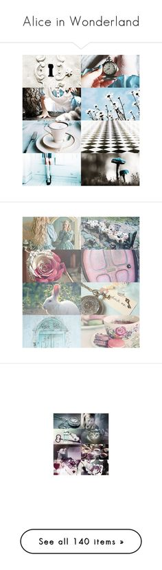 """""""Alice in Wonderland"""" by srta-sr ❤ liked on Polyvore featuring smralice, backgrounds, disney, pictures, alice in wonderland, alice, wonderland, queen of hearts, image and accessories"""