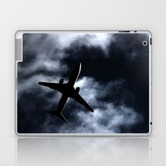 Under clouds Laptop & iPad Skin by Angelika Kimmig - $25.00