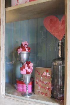 Dollar Tree #Valentine's Decor