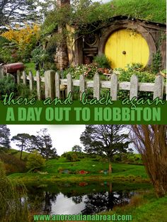I'm not going to lie. In fact, I'm going to come straight out with it. Hobbiton was #1 on our list of things to do in New Zealand. We are both HUGE Lord Of The Rings fans, and although …