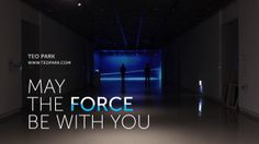 May The Force Be with You - interactive kinetic sculpture, 2013 on Vimeo