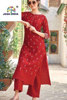 Latest Designs red color  KurtyFor order Whatsapp us on +91-9662084834#Designslatest #Designspartywear #Neckdesignsfor #Sleevesdesignfor #Designslatestcotton #Designs #Withjeans #Pantsdesignfor #Embroiderydesign #Handembroiderydesignsfor #Designslatestparty wear #Designslatestfashion #Indiandesignerwear #Neckdesignslatestfashion #Collarneckdesignsfor #Designslatestcottonprinted #Backneckdesignsfor #Conner #Mirrorwork #Boatneck Latest Kurti Design INDIAN DESIGNER LEHENGA CHOLI PHOTO GALLERY  | I.PINIMG.COM  #EDUCRATSWEB 2020-07-08 i.pinimg.com https://i.pinimg.com/236x/48/b4/3d/48b43d03ce52458f9e45da63fb89e120.jpg