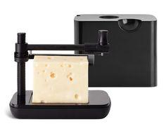 Nuance Osteskærer/-boks 15 x 9 x 12 cm Sort Kitchen Utensils, Kitchen Dining, Kitchen Appliances, Block Of Cheese, Cheese Cubes, Kitchen Helper, Cheese Lover, Popcorn Maker