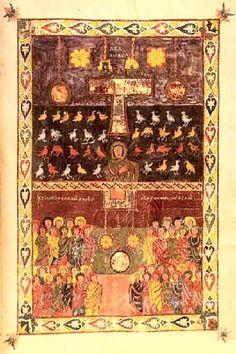 Beatus de san Miguel de Escalada