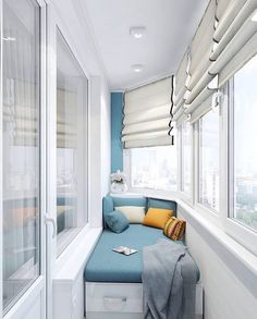 60 Best Window Seat Design Ideas - ann deguefe - Fitness and Gym House Design, Room Design, Home, Small Apartments, Beach House Interior, House Interior, Home Interior Design, Apartment Balcony Decorating, Window Seat Design