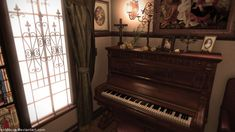 Innermost Piano Room by LeoDeMoura on deviantART