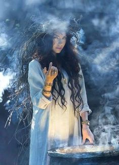 """Hecate """"Goddess of the Witches"""", """"Goddess of the Dark Moon"""". . She symbolizes blessing, cursing, luck, divination, the moon, oracles, prophecy, magical empowerment, mutation, healing, wisdom, women's mysteries."""