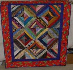 Super String Quilts: 13 Paper Piecing and Scrap Quilt Patterns from @FaveQuilts