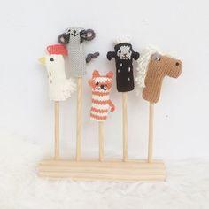 Barn Yard Finger Puppets