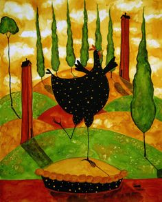 Chicken Pie - Debi Hubbs