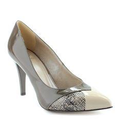 Anis alkalmi cipő - Magas sarkú alkalmi cipő különleges színekkel  105b9d4c2a