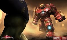 Hulkbuster in Marvel Contest of Champions