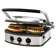 Oster® Grillini - 4 in 1 Panini Maker - CKSTPM5470 - Oster® Product Details