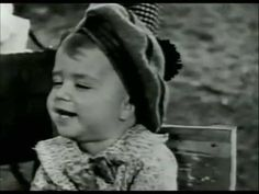 """A few short clips of Spanky (George McFarland) at his cutest.     George """"Spanky"""" McFarland (October 2, 1928 -- June 30, 1993) was an American actor most famous for his appearances as a child in the Our Gang series of short-subject comedies of the 1930s and 1940s. The Our Gang shorts were later syndicated to television as The Little Rascals.    McFa..."""