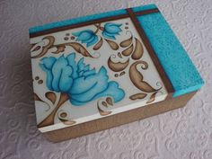 Woodworking Projects For Kids Diy And Crafts, Arts And Crafts, Paper Crafts, Painted Wooden Boxes, Hand Painted, Fabric Painting, Painting On Wood, Woodworking Projects For Kids, Woodworking Forum