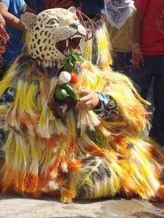Baile tradicional - Carnaval en honor a Jesús de la Buena Esperanza, san Fernando Chiapas