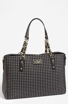 kate spade new york 'cobble hill - dot andee' tote, large available at #Nordstrom