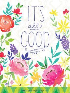 It's all good!  http://www.stephanieryandesign.com
