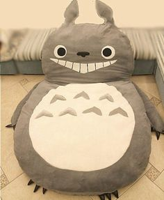 Totoro Double Bed   Bagmyitems  #Products #bed #funny #HomeImprovement #Indoor #Gekky  Source: http://bagmyitems.com/product/totoro-double-bed