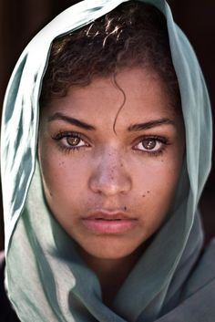 Antonia Thomas -- I'm so glad to have found out who she is!