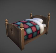 LOWPOLY (sub 1000~ triangle models) - Page 406 - Polycount Forum