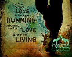 Love of Living - Academia Alcântara