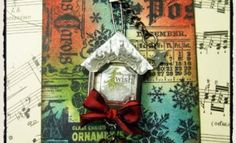 Tim Holtz 12 Tags of Christmas (2009): Day 4
