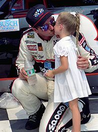 Teresa Taylor Nicole Earnhardt : Teresa earnhardt, the widow of the late dale earnhardt sr.