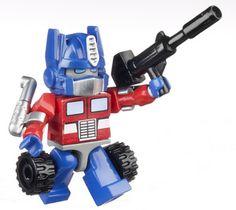 Optimus Prime Kreon by KRE-O.