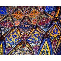 Photo submitted by: @alyzehrizviphotography  Wazir Khan Mosque,  Lahore  Beautiful #Qashani #tile work on the entrance gate of Wazir Khan #Mosque in #Lahore, #Pakistan. Qashani was the method of #mosaic production in the 19th century. This mosaic technique uses floral #patterns on glazed tiles.  You can also submit your photos to us by using the hashtag #dawndotcom  #masjid #wazirkhanmosque #art #architecture #religion #photography #mughalarchitecture #tilework #craft #travel #tourism