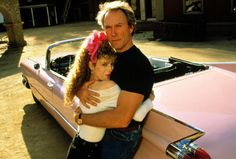 Clint Eastwood in Pink Cadillac 1989...
